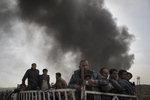 이라크군 'IS 심장' 모술 진입...2년 4개월 만