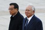 중국, '아시아 내편 만들기' 이번엔 말레이시아 구애