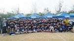 화명고 142명 참가…대회 최다 단체팀