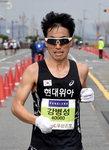 제18회 부산마라톤대회- 부문별 우승자 인터뷰