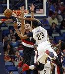 [NBA] 뉴올리언스 데이비스 활약에 힘 입어 3승...포틀랜드 3연패