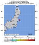 일본 지진, 후쿠시마 원전 중단...쓰나미 관측도