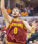 불타는 사랑…NBA 러브(클리블랜드), 1쿼터에만 34득점