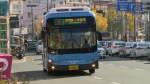 [영상] 전기 시내버스 오늘 정규노선 투입