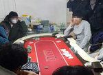 빌라서 은밀한 도박 '일망타진'
