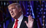 트럼프, 해외이전 기업과 협상해 국내 일자리 1000개 유지키로