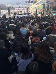 [영상] 부산대 1일 '동맹휴업' 돌입… 시국대회 300명 참여