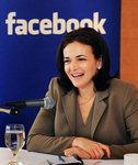 샌드버그 페이스북 COO, 1200억 원 주식 기부