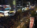 [영상] 부산 20만 촛불 서면서 모여 대통령 즉각퇴진 요구