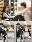 '아버님 제가 모실게요' 박은빈, 이태현과 현실 케미…비하인드 컷