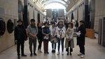부산미술대전 청년작가 유럽미술관 탐방 가다 <2> 작업대 자체가 작품…예술에 한계는 없더라