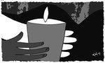 [국제시단] 촛불 앞에서 /권태원