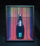 [아침의 갤러리] The Perrier Color hologram-레이박 作