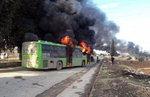 시리아 알레포 철수 합의…주민·반군 이주 재개