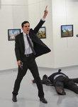 러시아 대사 저격범은 누구?...IS 배후 가능성