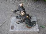 ['오래된 미래 도시'를 찾아서] 난쟁이 동상이 도시브랜드
