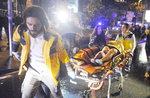 터키 클럽서 총기 난사…새해 첫날부터 테러 악몽