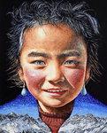 [아침의 갤러리] Tibet Himalaya-임영선 作