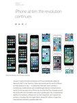 출시 10주년 맞아 '새로운 아이폰' 기다리는 사람들