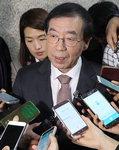 """박원순, """"설 이전에 공식 대선출마한다"""""""