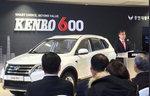 중국 제작차 '켄보600' 국내 첫 출시...국내 중소형 SUV 시장 뒤흔들까