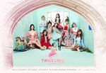 트와이스, 2월에 개최하는 첫 단독콘서트 포스터 공개
