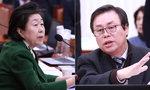 여당 집단 퇴장 속 상임위 문턱 넘은 '국정교과서 금지법'