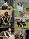짐승돌 2PM과 귀요미 동물, '2PM 와일드비트'에서 만나다