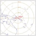 환태평양 불의고리 다시 활동...파푸아뉴기니 근처 규모 8.0 강진