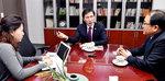 """안희정 충남지사 """"개헌 핵심은 지방분권…PK 원전 증설 전면 재검토해야"""""""
