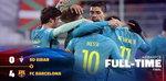 바르셀로나, MSN 활약으로 에이바르 4-0으로 꺾고 세비야 추격