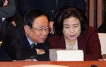 '반기문 팽목항 가이드' 박순자 의원, 새누리당 탈당‥바른정당 입당