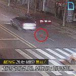 [영상] 30대 女, 횡단보도서 덤프트럭·승용차에 치여 숨져...사고 車 유유히 지나가