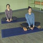 [한미아의 아헹가 요가] 받다 코나아사나(Baddha Konasana)(22)