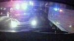 [영상]음주 단속중인 경찰관 치고 달아난 20대 남성 검거