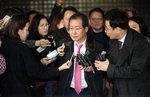 한국당 대선후보 적합도 2위…보수 결집 역량이 관건