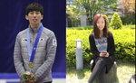 삿포로 동계 아시안게임 해설위원 곽민정, 박세영 선수와 4년째 열애 중