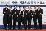 [가온차트 결산]엑소 4관왕, 블랙핑크 3관왕...음원은 YG·JYP가 대세