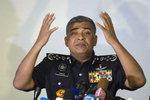 말레이 경찰청장, 기자회견서 북한 비판...외교 문제 비화 우려