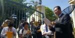 """北 대사관 '기자회견 취소' 이어 말레이 경찰 비방 """"수사 내용 거짓, 중상"""""""