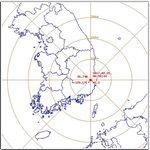 지진, 25일 오전 6시 58분경 경주시 남남서쪽 규모 2.2