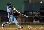 황재균, MLB 시범경기 첫 홈런...삼진 굴욕 만회