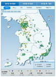 오전 9시 현재 수도권 전국, 경남 부산 울산 일부 미세먼지 농도 나빠