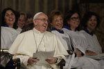 교황, 사상 첫 성공회 교회 방문