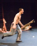 부산 사나이들의 '뜨거운 춤판'