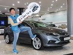 한국지엠, 신형 올 뉴 크루즈 본격 판매 돌입...가격 최대 200만원 인하
