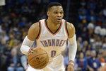 NBA 웨스트브룩, 대기록 '시즌 트리플더블' 확정적