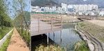악취 대명사 엄궁유수지·학장천, 생태공원 변신