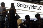 갤럭시노트7, 28일부터 충전 불가...갤럭시 S8 공개 앞서 전작 정리