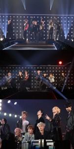 아이콘, 일본 도쿄 걸즈 컬렉션 엔딩 장식...3만여 관객 열광